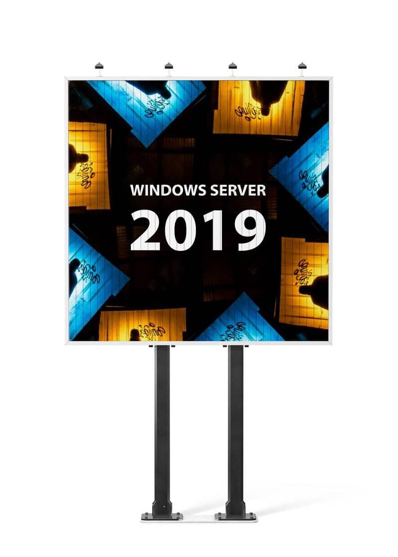 Windows Server 2019 · DataON Storage: Agile Storage for the